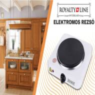 Royalty Line rezsó EKP1500.15 1500W fehér