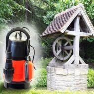 Straus szennyvíz szivattyú 750W 10000l/h