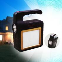 Hordozható napelemes led lámpa TJ3599B