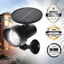 Ecothink mozgásérzékelős solar lámpa