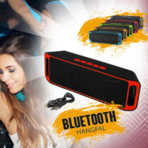 Music megabass bluetooth hangfal SC-208