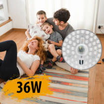 Mennyezeti lámpa led betét 23 cm átmérővel 36W