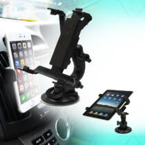 Autós univerzális telefon és tablet tartó