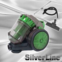 Silverline 850W porzsák nélküli porszívó SLV7611
