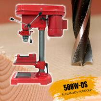 STRAUS állványos oszlopos fúrógép 500W ST/BD16-612