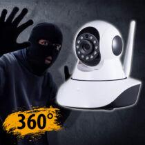 Vezeték nélküli Wifi IP forgatható megfigyelő HD kamera