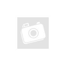 LUNA 7 részes egyszínű ágynemű garnitúra - középkék