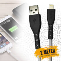 Havit 2m X-type design USB-C kábel H68