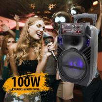 Kimiso QS81 karaoke hangszóró 100W