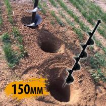 Straus talajfúrószár 150mm
