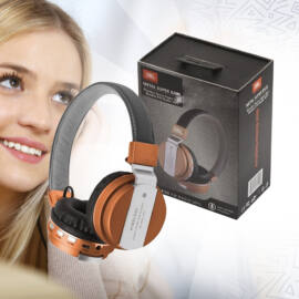 JB55 bluetooth fejhallgató
