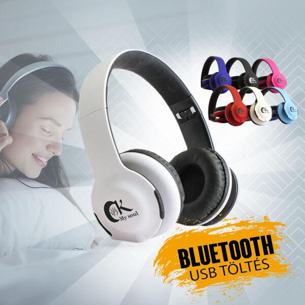 Vezeték nélküli fejhallgató CK300