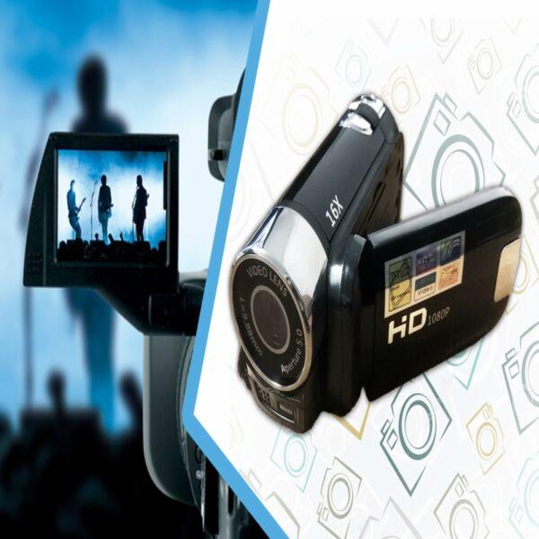 HD videó kamera