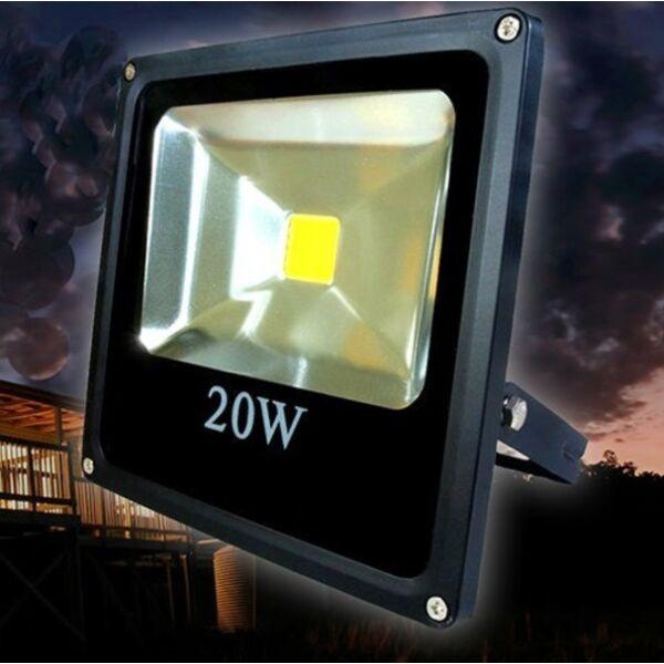 20W-os kültéri LED reflektor - fényvető